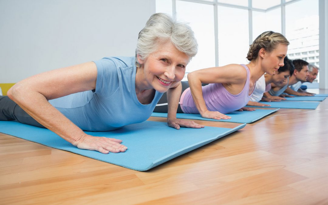 Thursday Evening Pilates Class @ Guelph Women's Health Associates