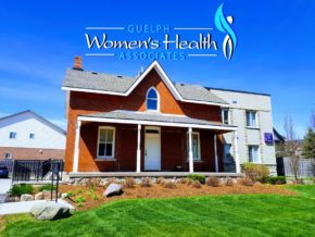 GWHA Logo and House